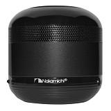 NAKAMICHI Bluetooth Speaker with FM Radio [NBS 2N] - Black/Black - Speaker Bluetooth & Wireless